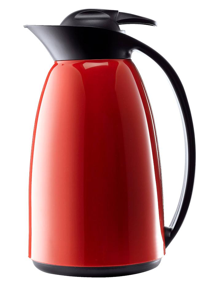 Esmeyer Termoskannu, punainen