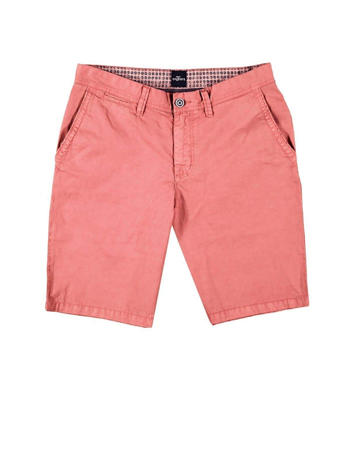 Engbers Shorts, Pastellrot
