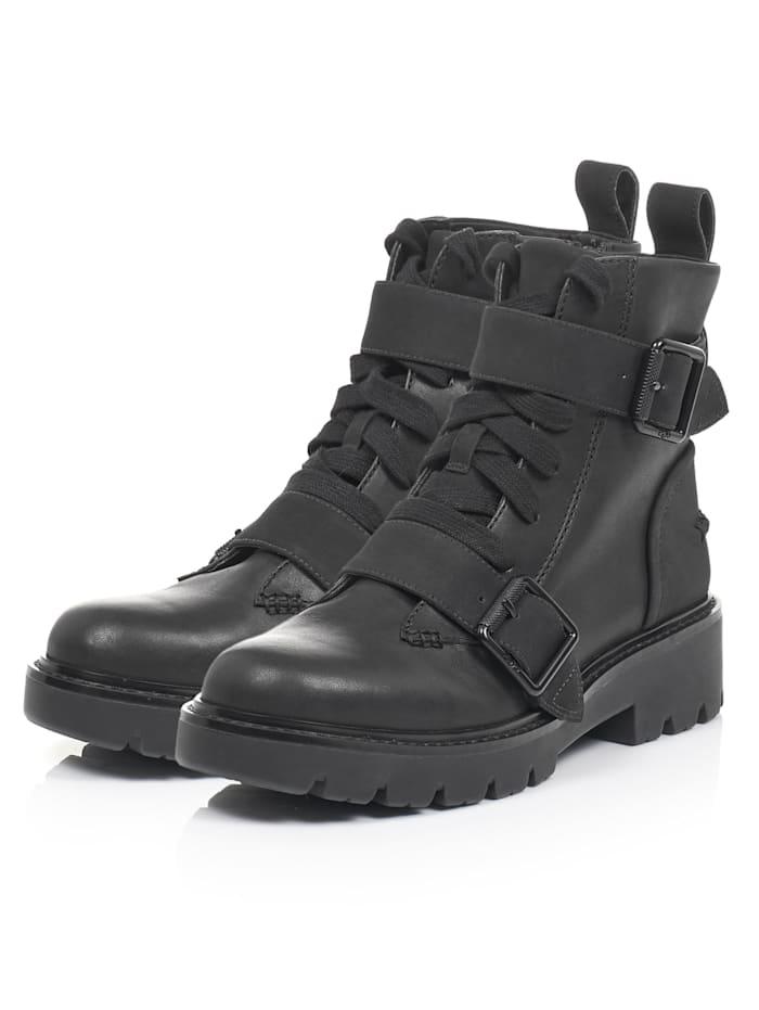 UGG Boots, Schwarz