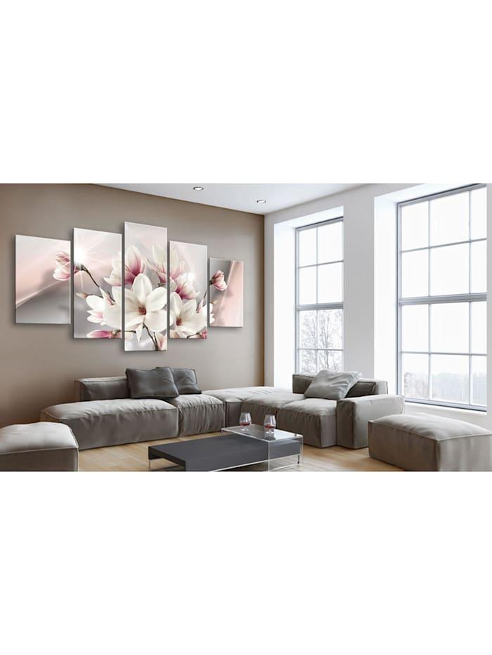 Wandbild Magnolia in bloom