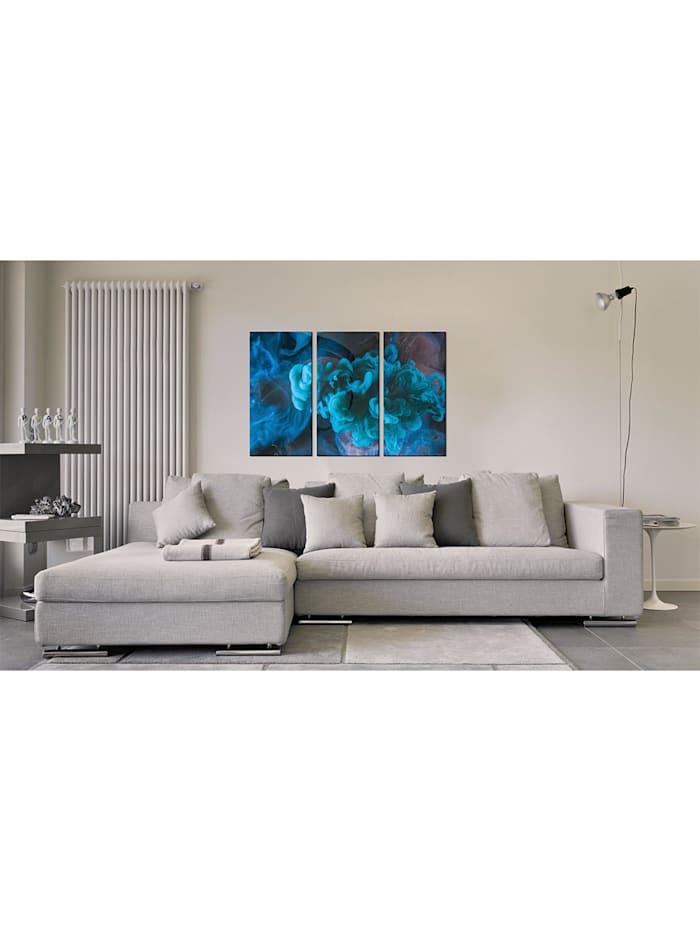 Wandbild Das große Blau