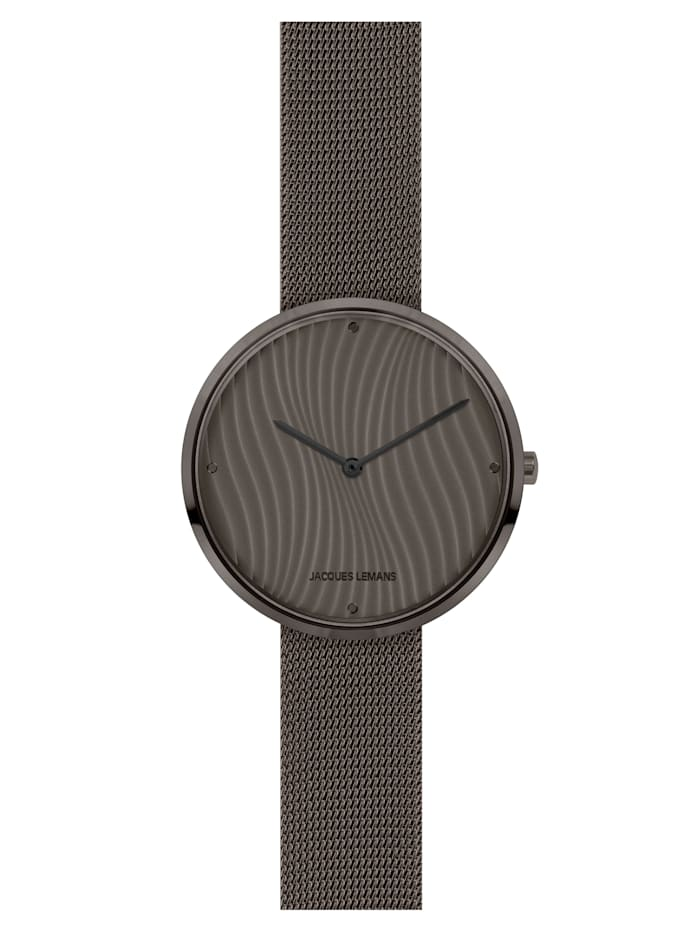 Jacques Lemans Damenuhr Serie: Design Collection, Kollektion: Classic: 1-2093H, Grau