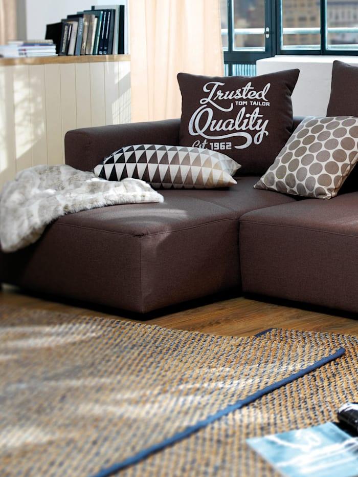 Flachflorteppich Smooth Comfort