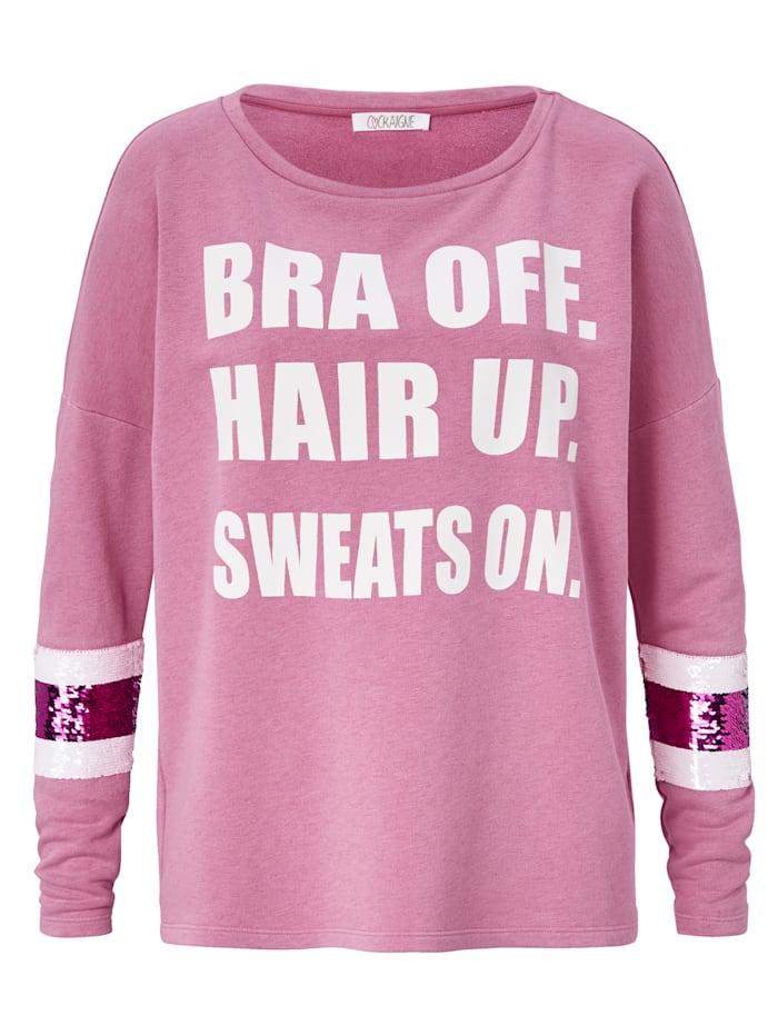 Cockaigne Sweater, Pink