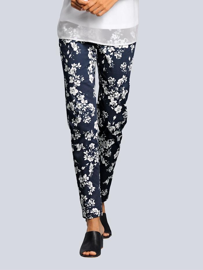 Kukkakuvioidut housut
