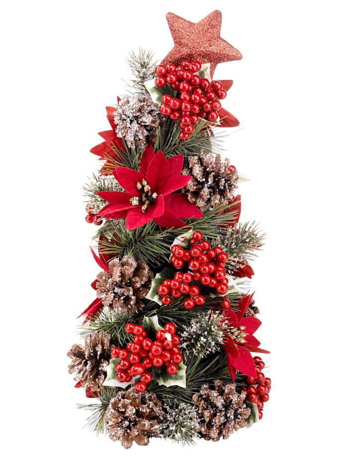 Weihnachtsbäumchen, Rot