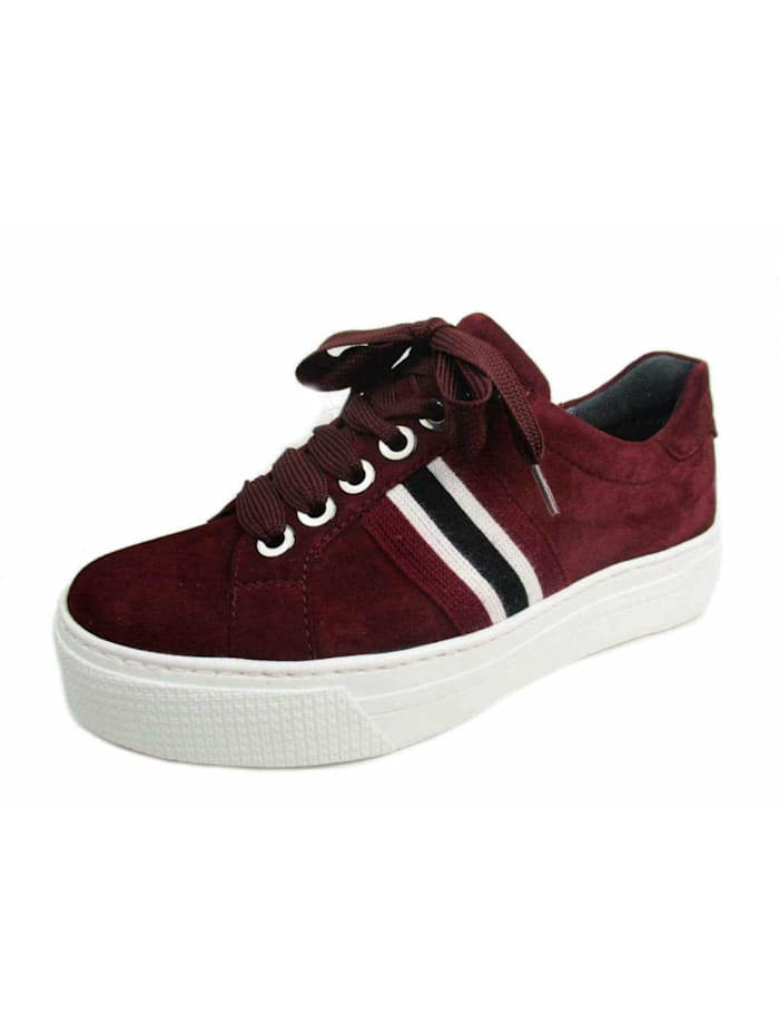 Semler Sneaker, rot