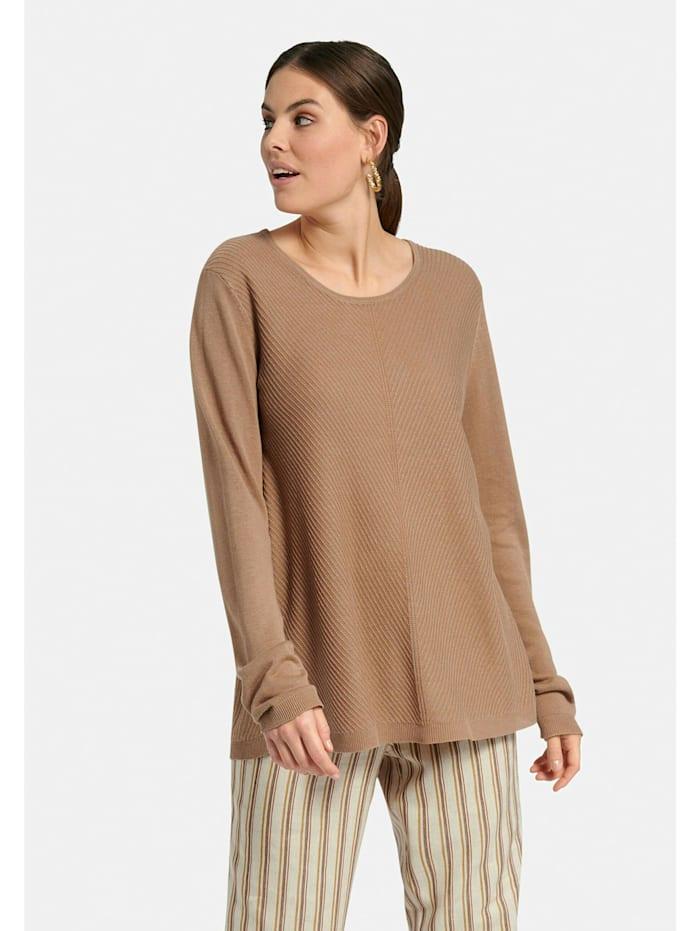 Pullover Rundhalspullover