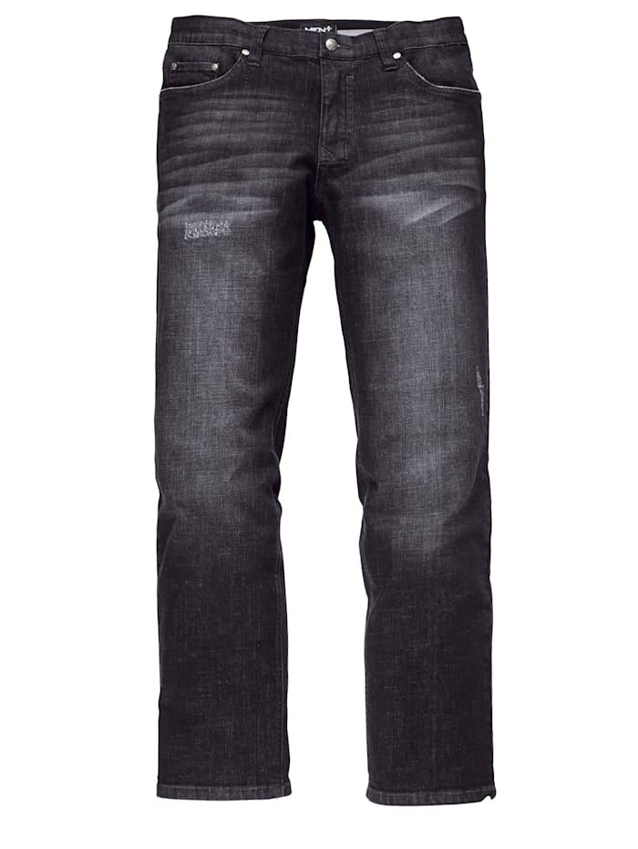 Jeans met speciale pasvorm