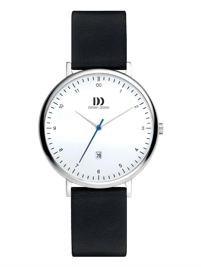 Danish Design Damenuhr 3324606, Schwarz