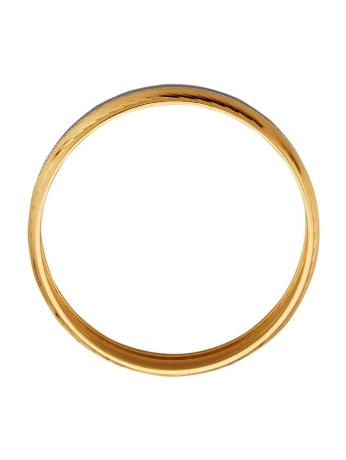Förlovningsring i 14 k guld