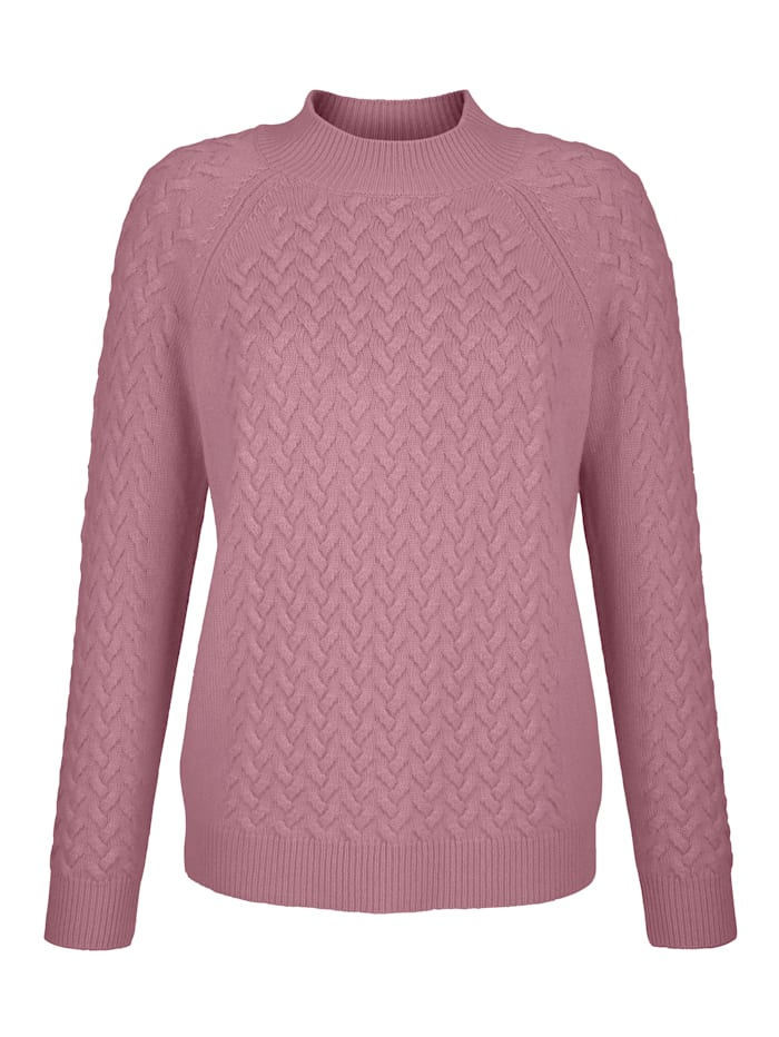 Pull-over en pur cachemire