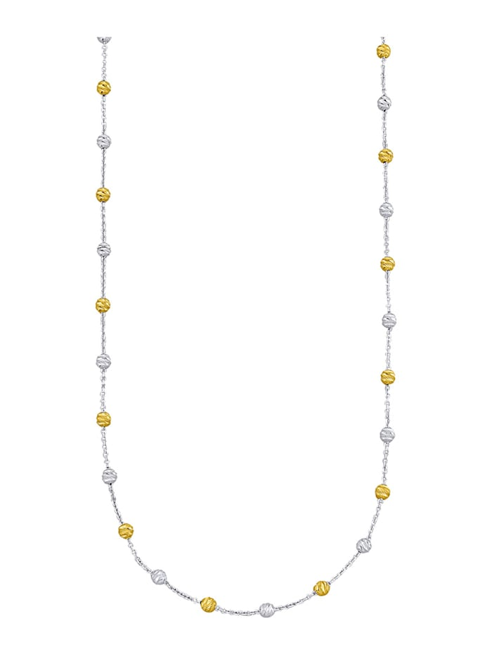 Halsband, Silverfärgad