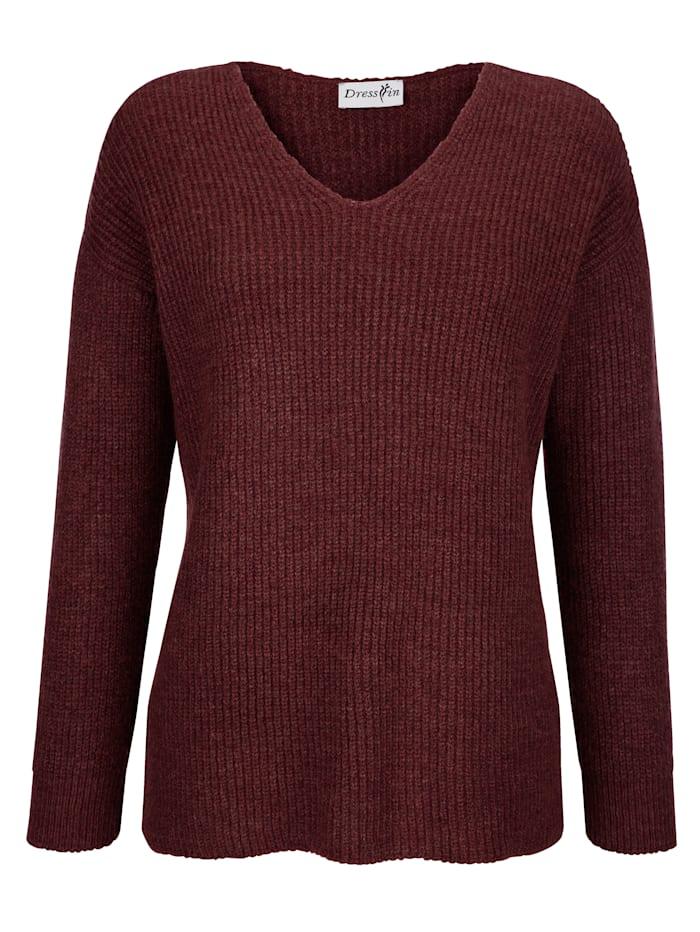 Pullover in schöner Farbgebung