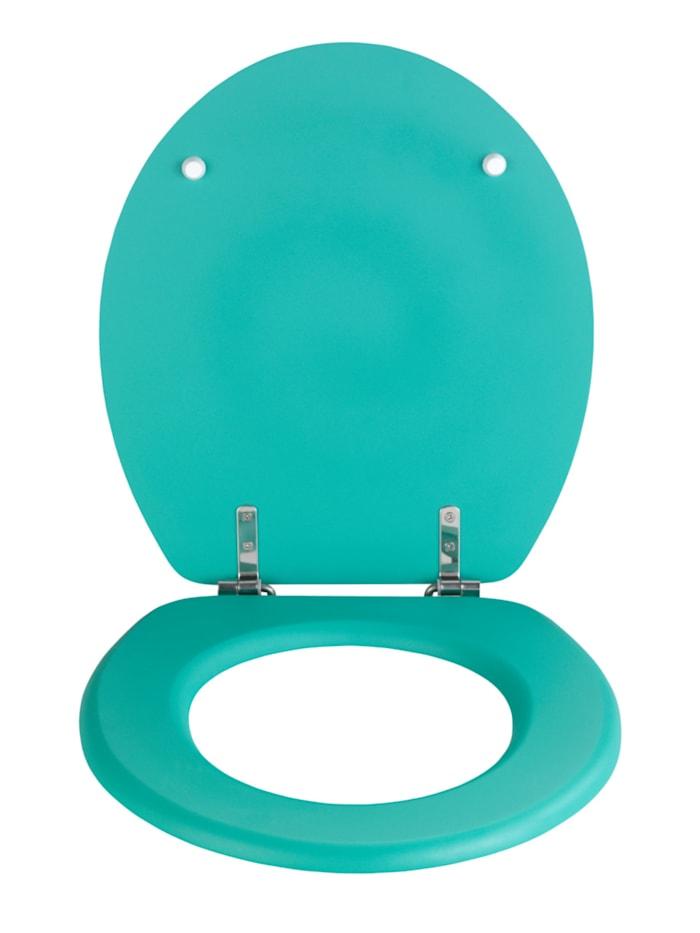 WC-Sitz Prima Grün matt, MDF