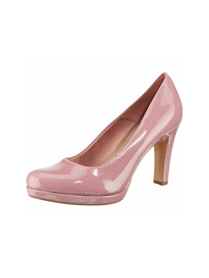 Tamaris Pumps, pink