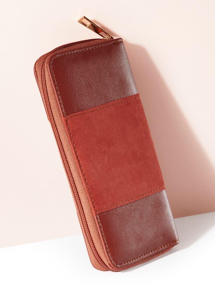 Plånbok, Brun