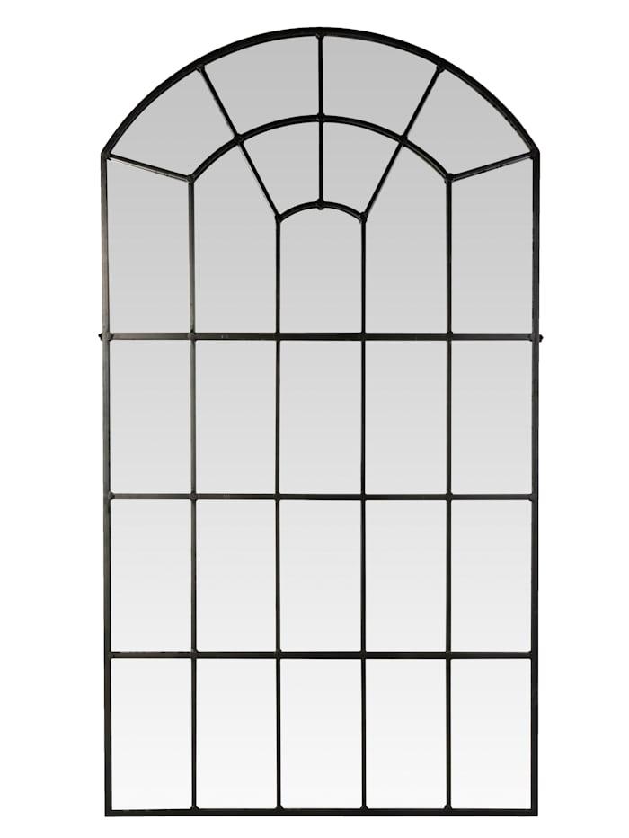 IMPRESSIONEN living Wandspiegel, schwarz