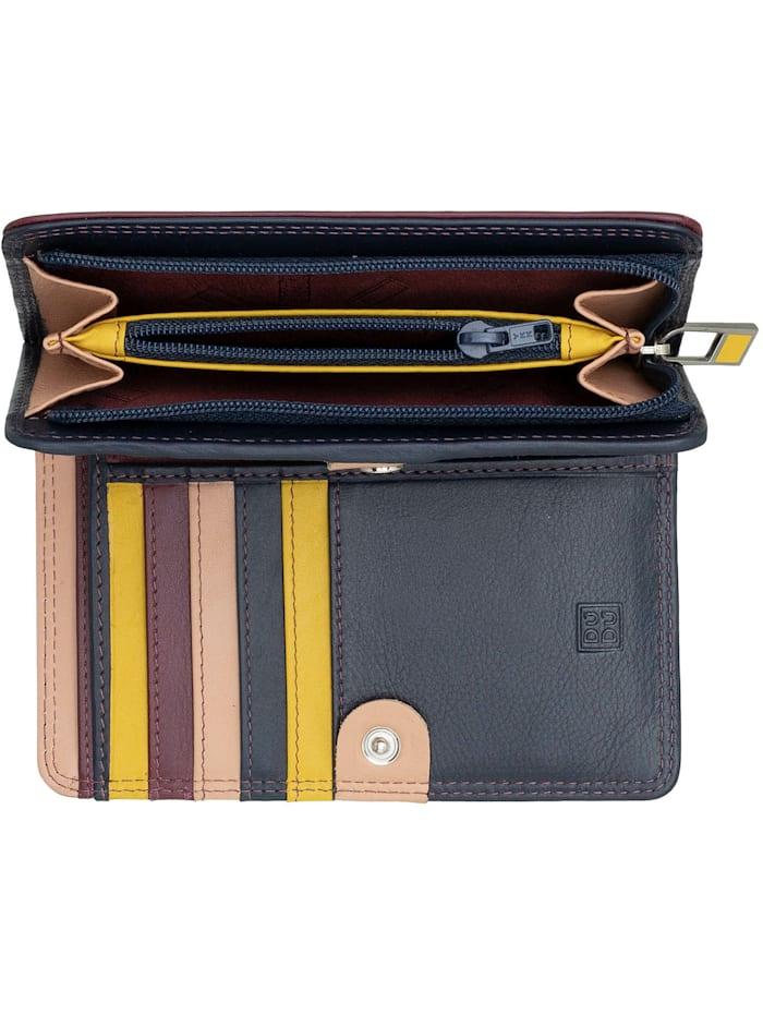 Geldbörse RFID Leder 8,5 cm