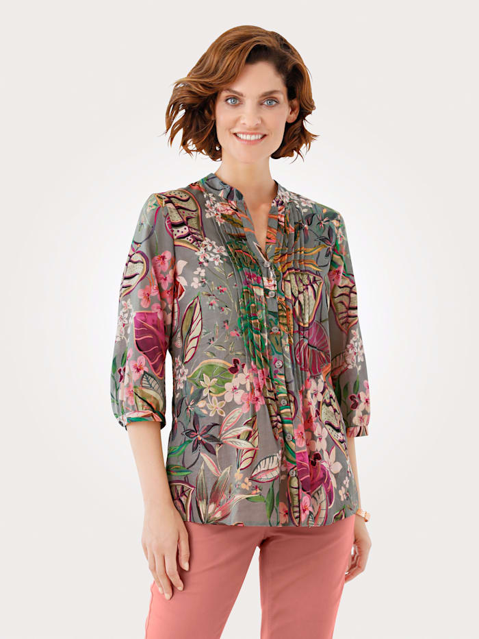 Blouse made from pure cotton