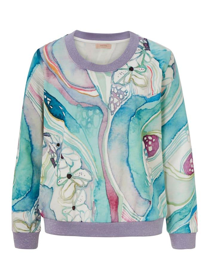 SIENNA Sweatshirt, Multicolor