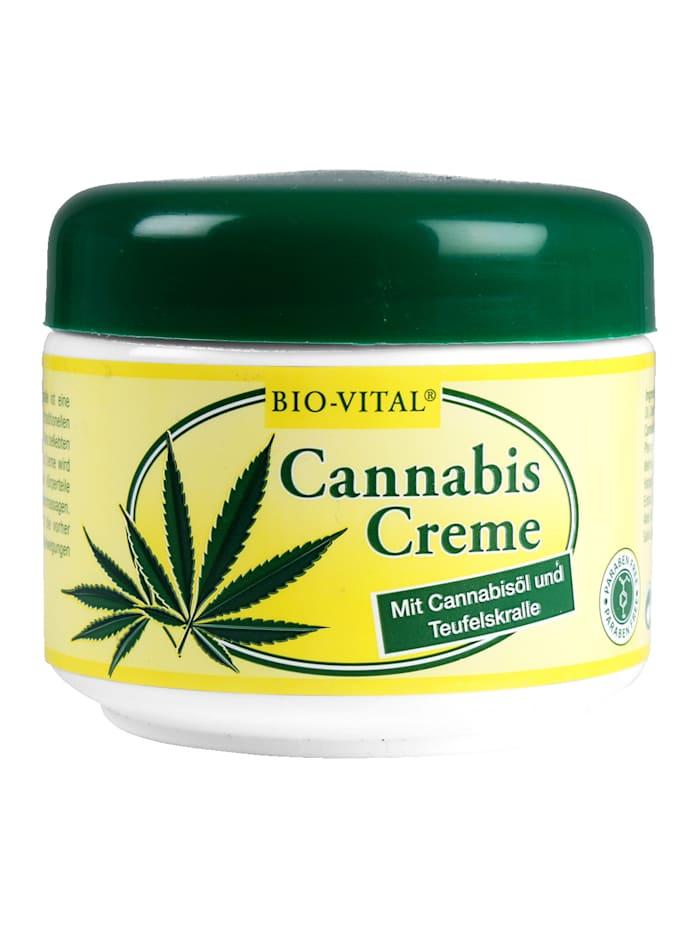 GHZ Bio-Vital Cannabis Creme 125 ml, Ungefärbt