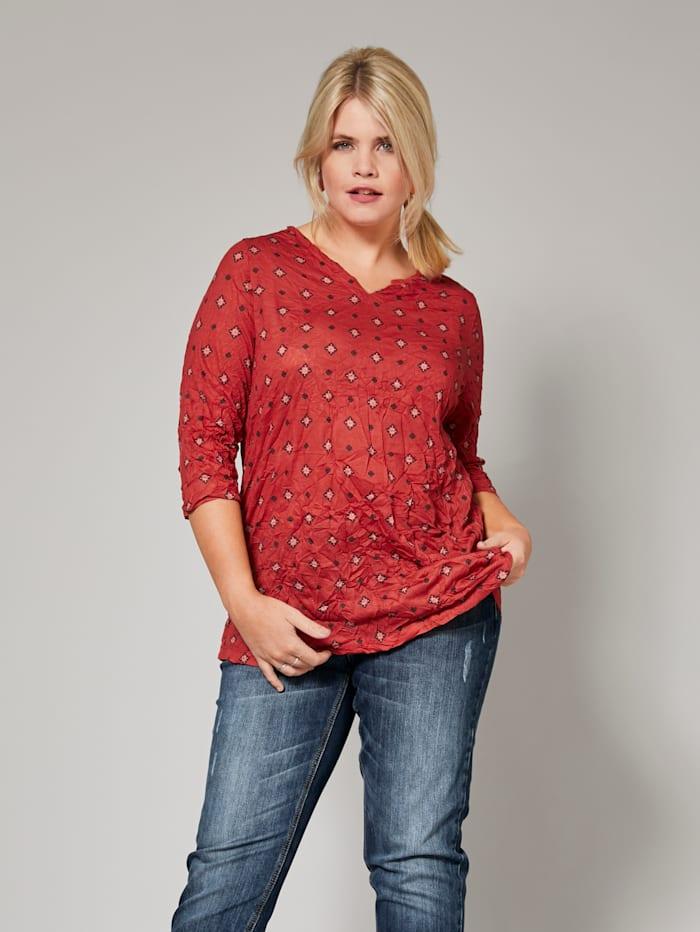 Shirt Crinkle Look