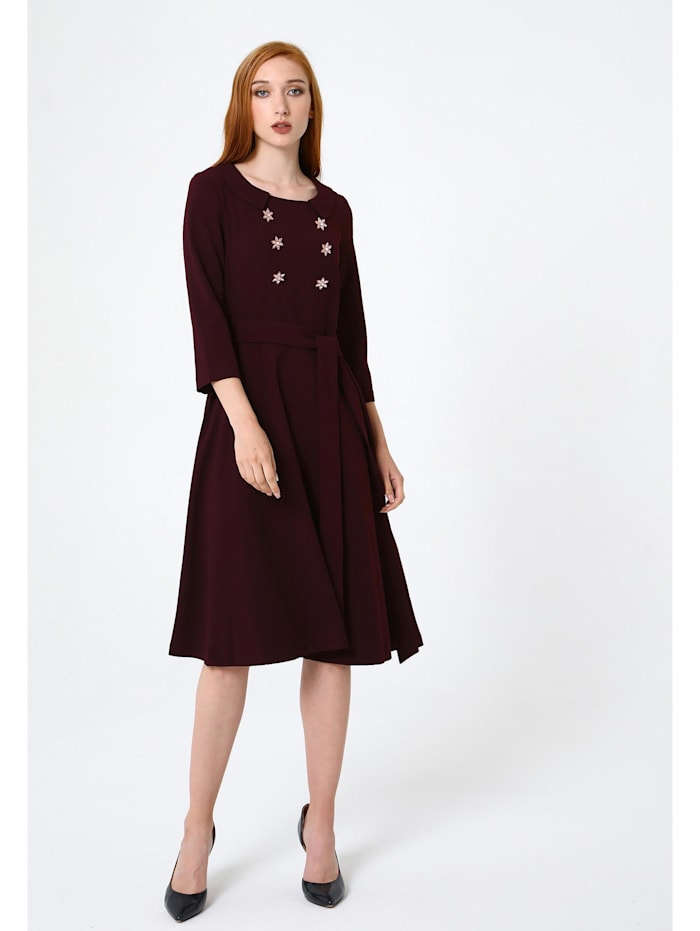 A-Linien-Kleid Vesta