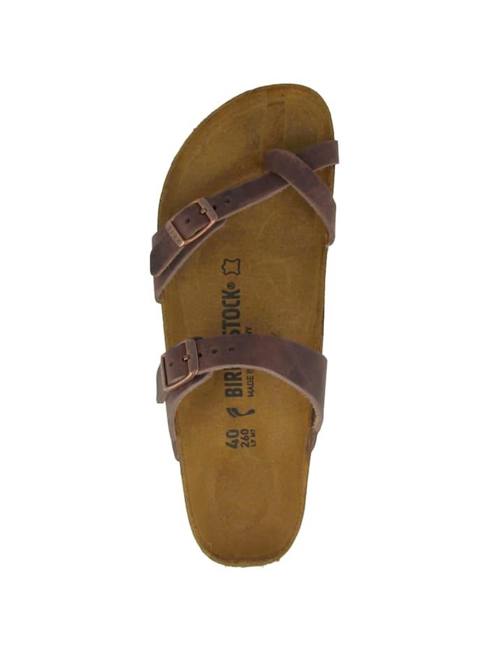 Sandale Mayari geöltes Nubukleder normal