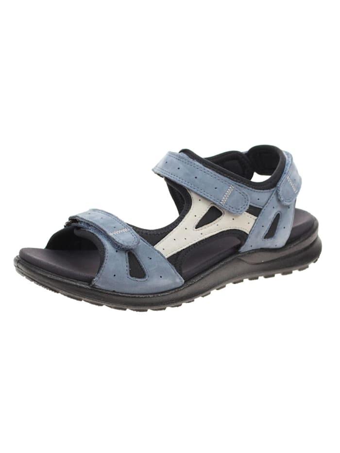 Legero Sandale, blau