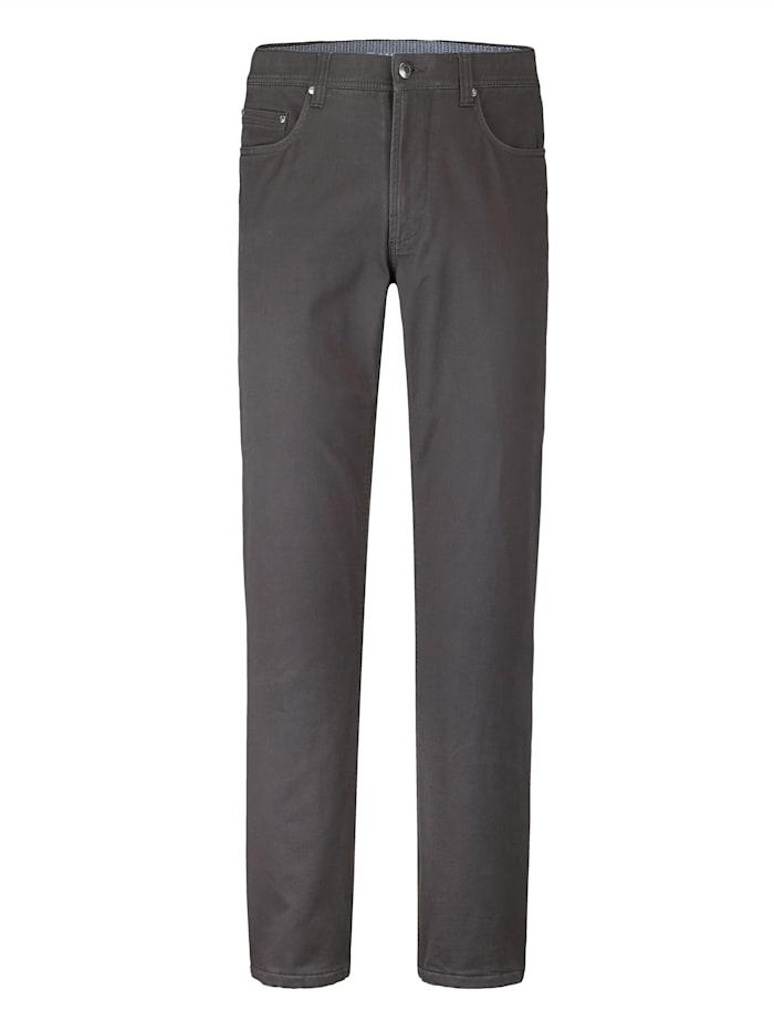 BABISTA Pantalon thermique à doublure chaude, Gris