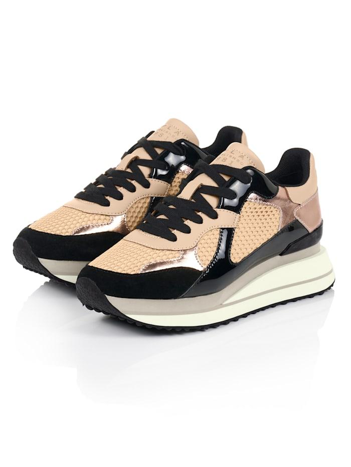 REPLAY Sneaker, Beige