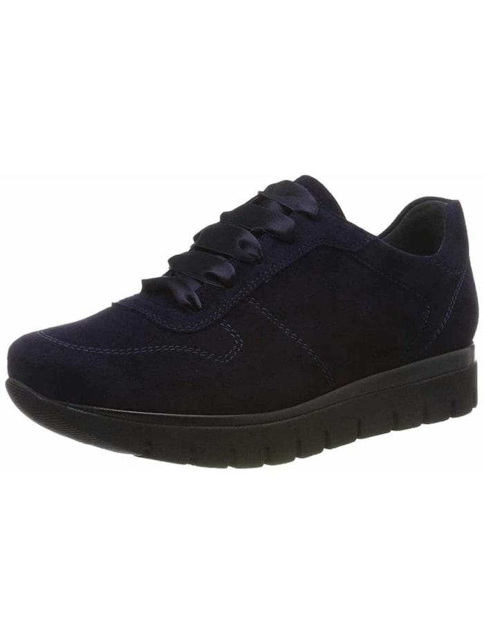 Semler Sneakers, blau