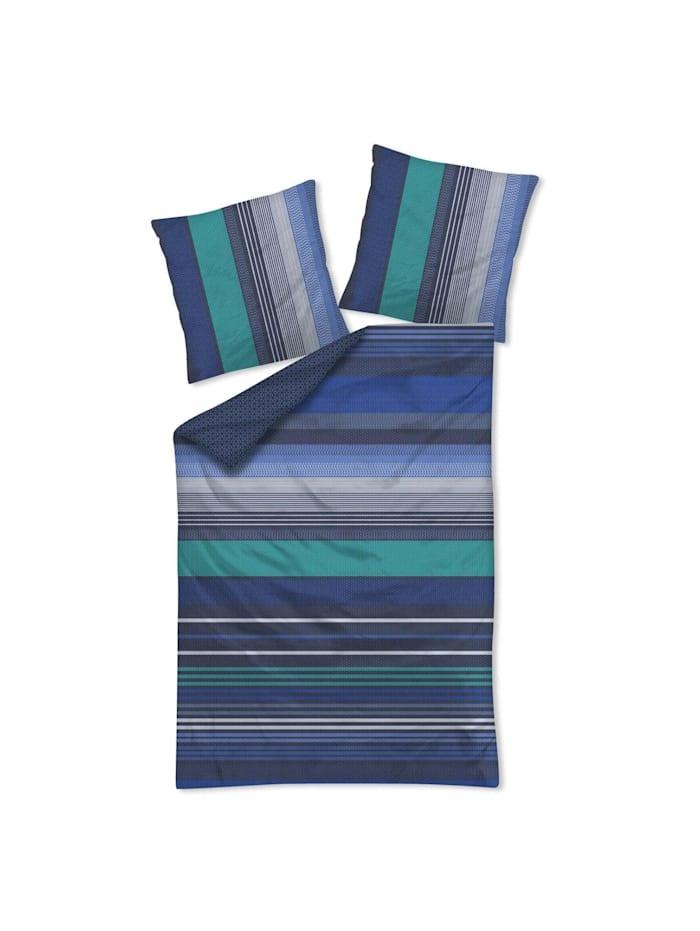 Traumschlaf Bettwäsche Marley, blue