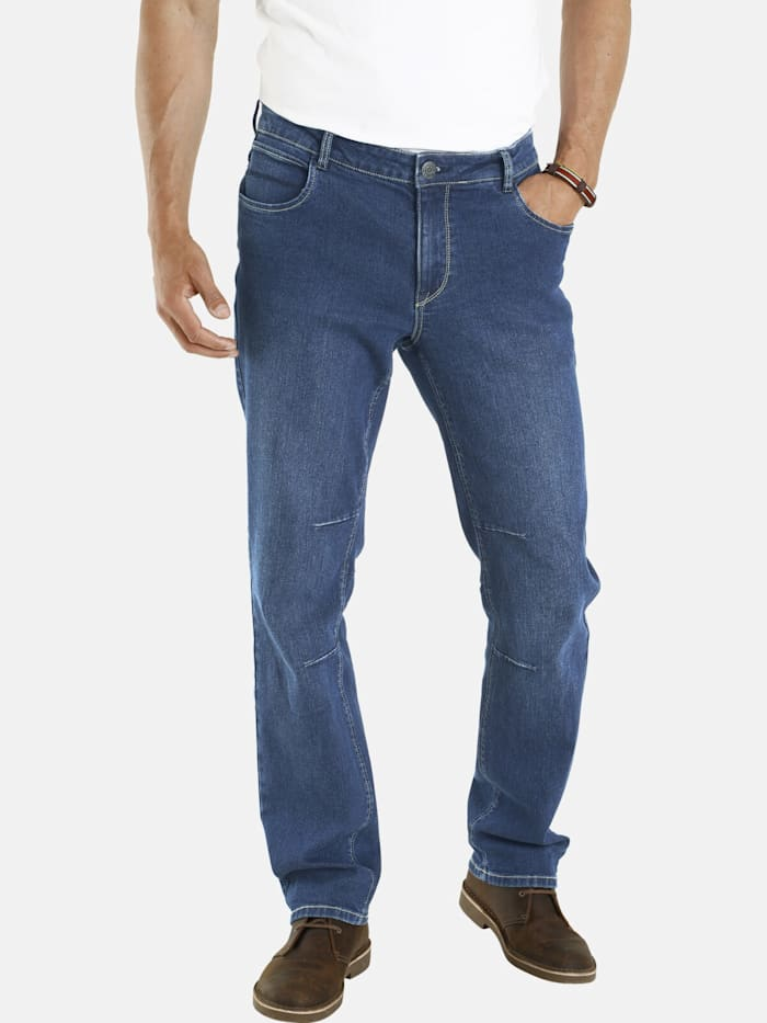 Jan Vanderstorm Jeans CARSON, dunkelblau
