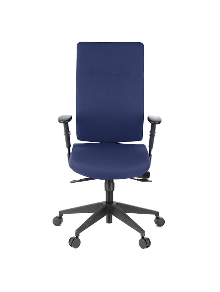 hjh OFFICE Profi Bürostuhl PRO-TEC 300, Dunkelblau