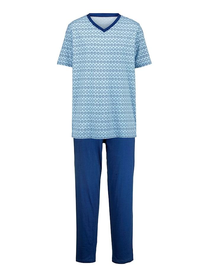 Lyhythihainen pyjama