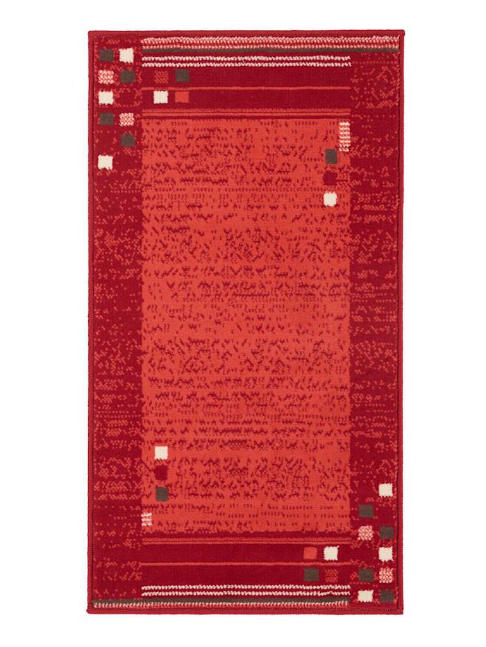 Casamaxx Webteppich und Läufer 'Sander', Rot