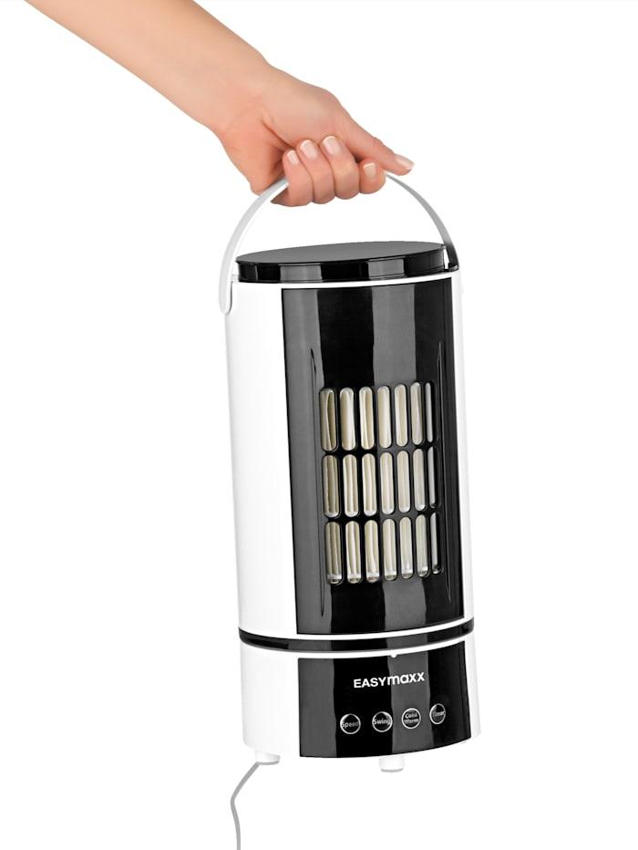Climatiseur compact 2 en 1 EASYmaxx
