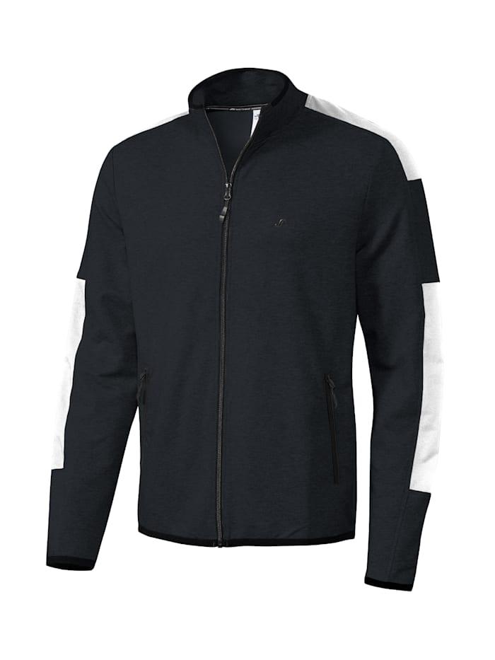 JOY sportswear Jacke PIERRE, night/white