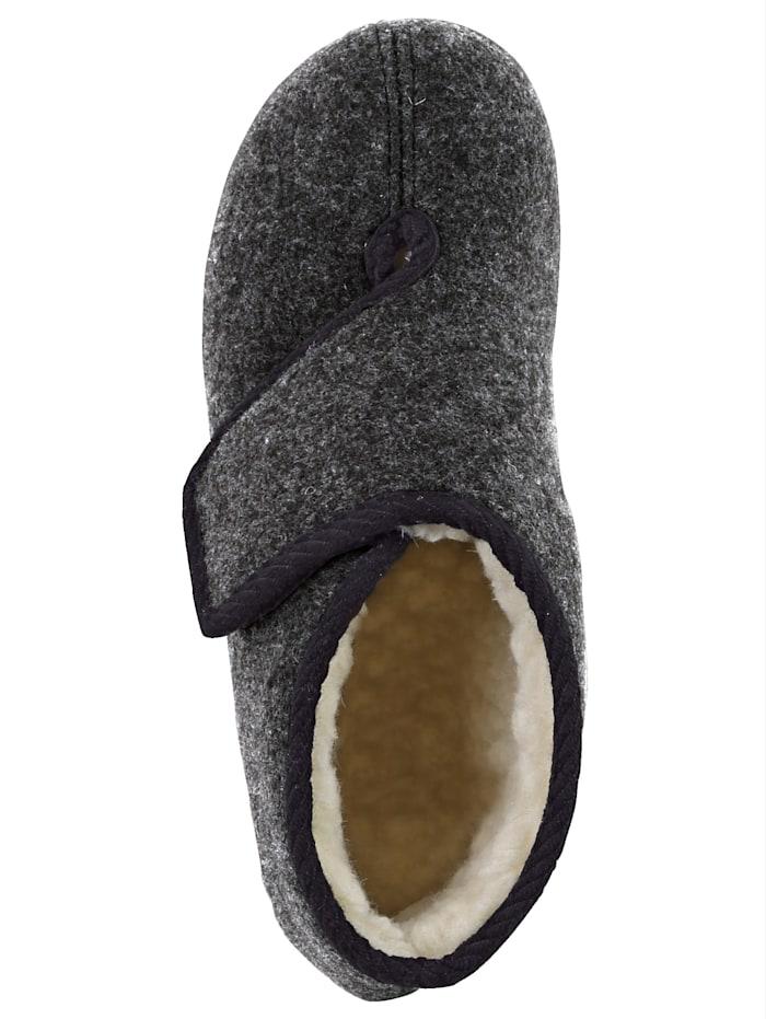 Pánska domáca obuv