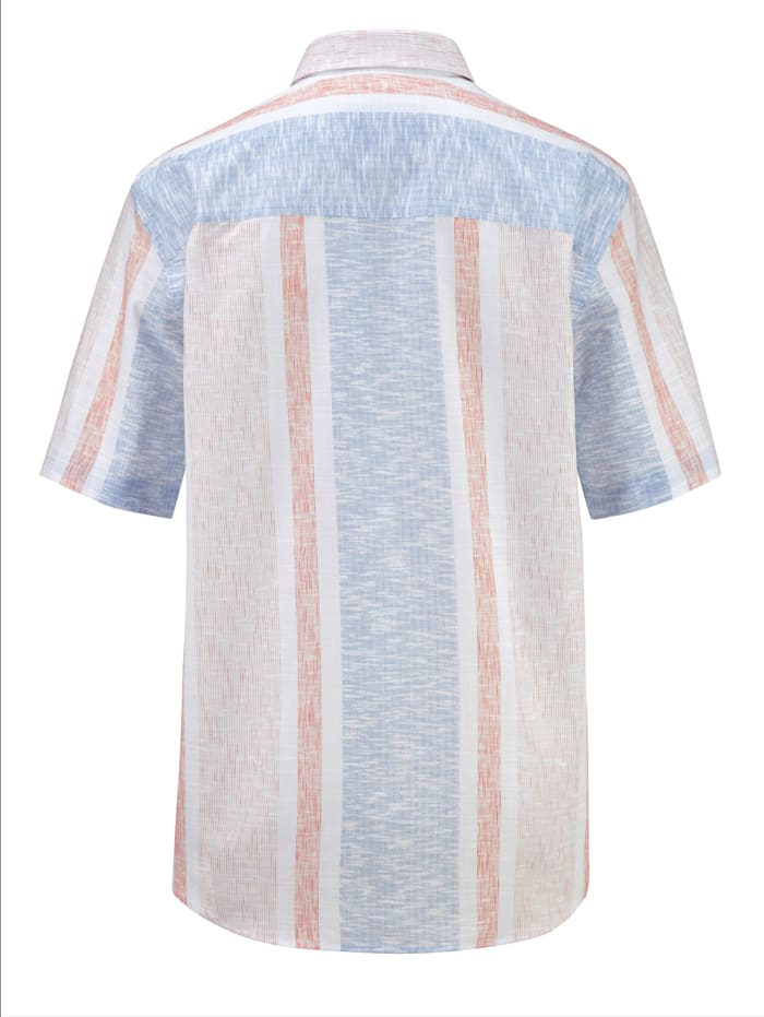 Overhemd met modieus streeppatroon