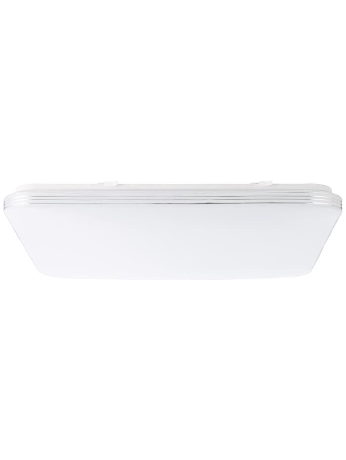 Ariella LED Wand- und Deckenleuchte 54x54cm weiß/chrom