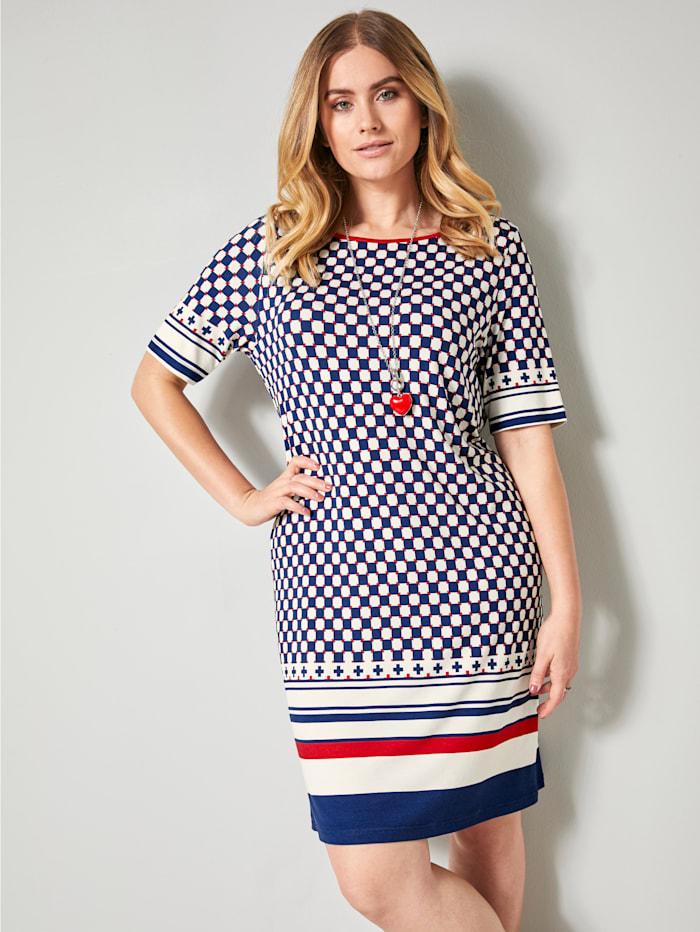 Kleid in weich fließender Jerseyqualität