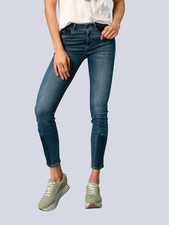 "BRAX Jeans Jeans ""Ana"" aus Super-Stretch-Denim, Blue stone"