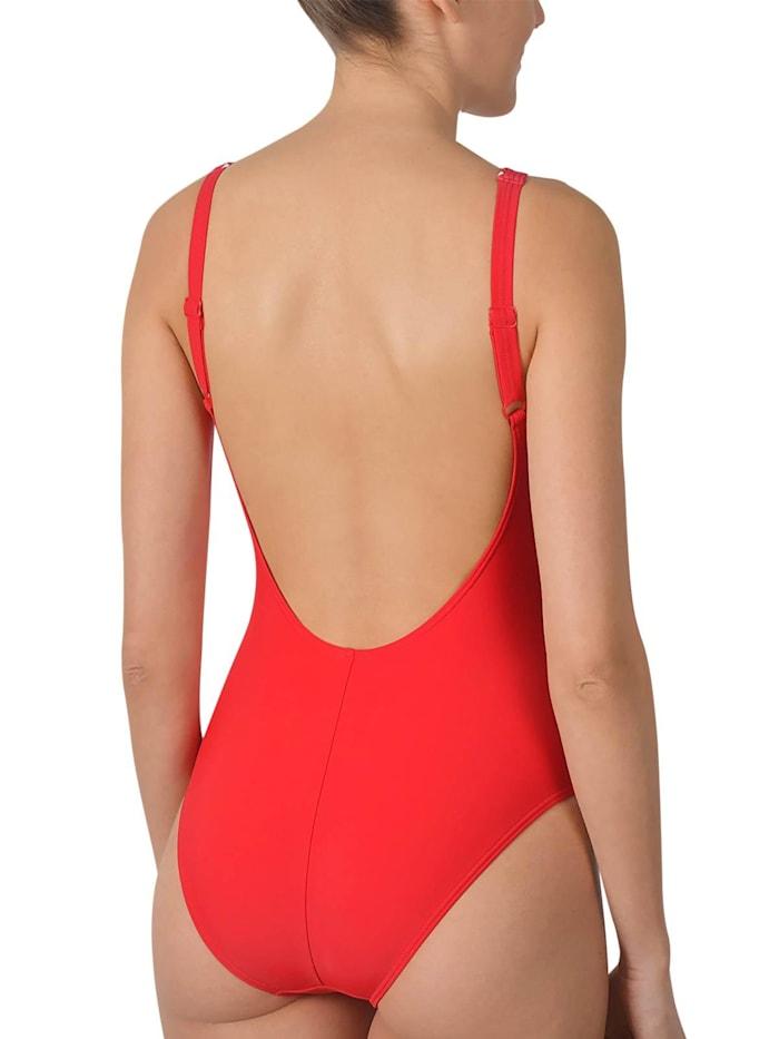 Damen Badeanzug mit Schaleneinlage