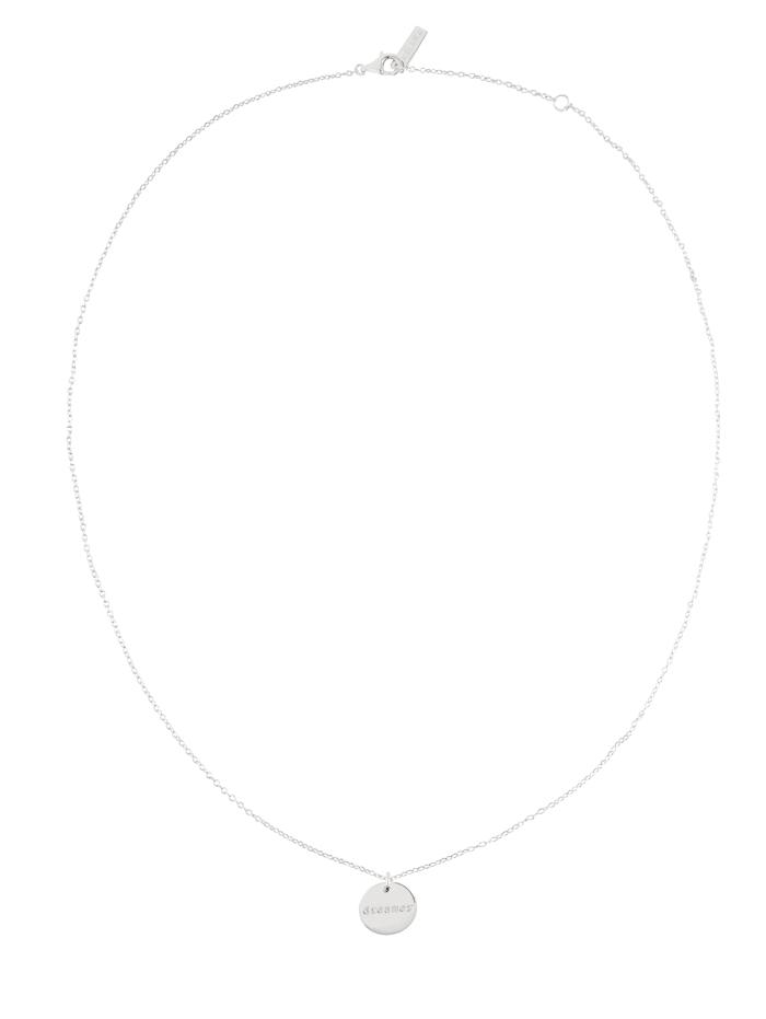 KALAIKA Halskette, Silberfarben