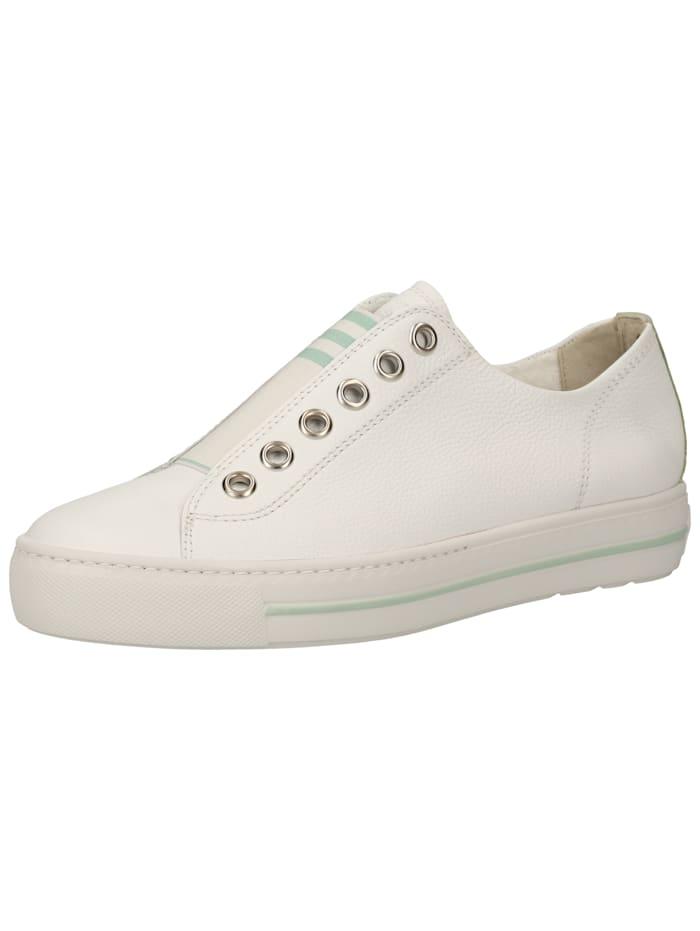 Paul Green Paul Green Sneaker Paul Green Sneaker, Weiß/Grün