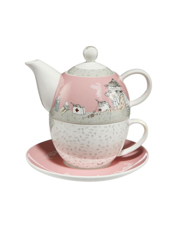 Goebel Tea for One Barbara Freundlieb - Get Better, Get Better