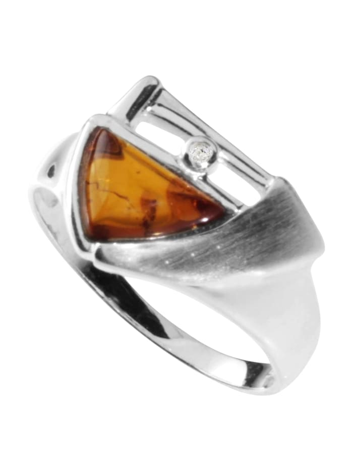 OSTSEE-SCHMUCK Ring - Adeline - Silber 925/000 -, silber